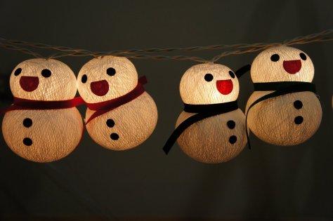 snowmenlights