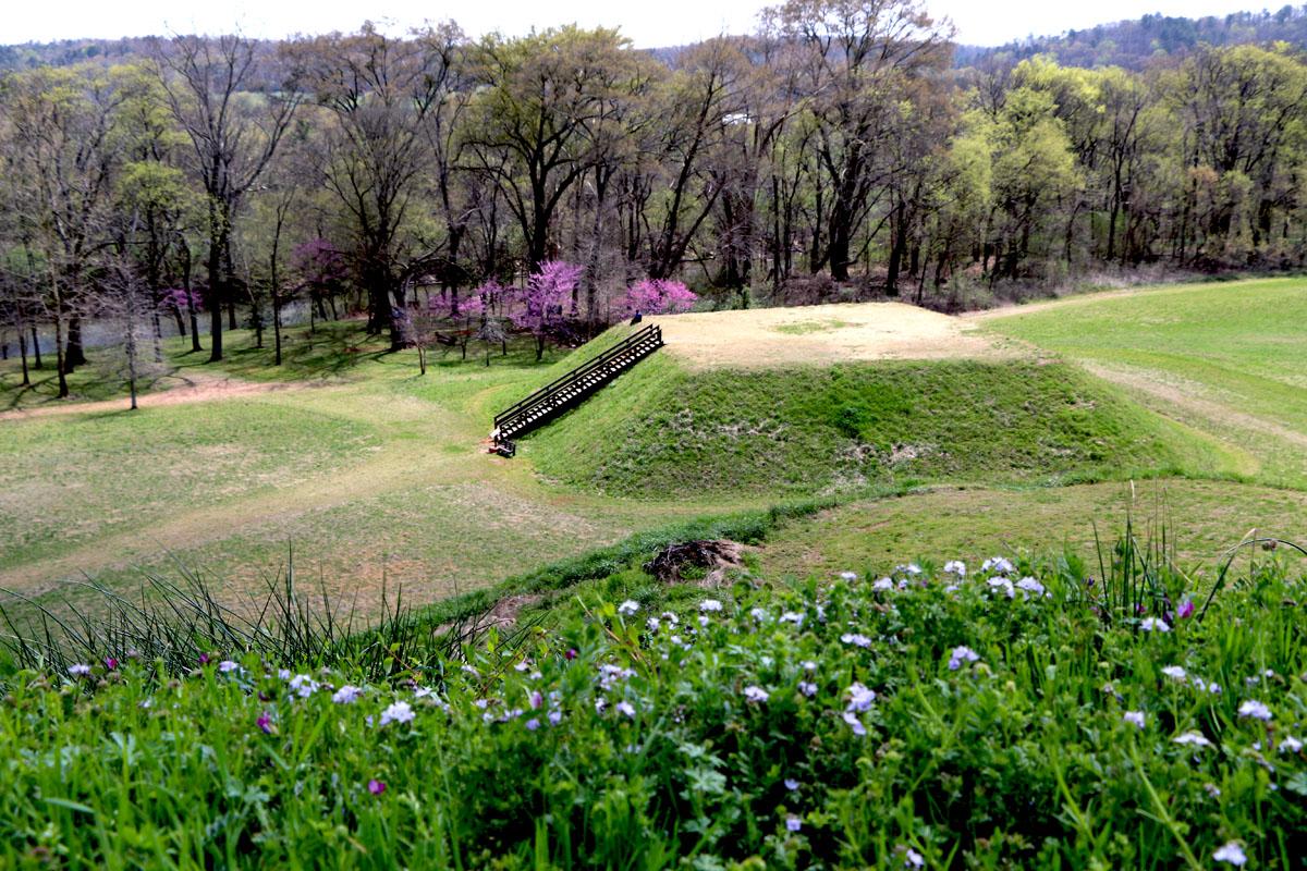... Cartersville GA | Etowah Indian Mounds u2013 Part 2 & Georgia | 5 Kids and a RV