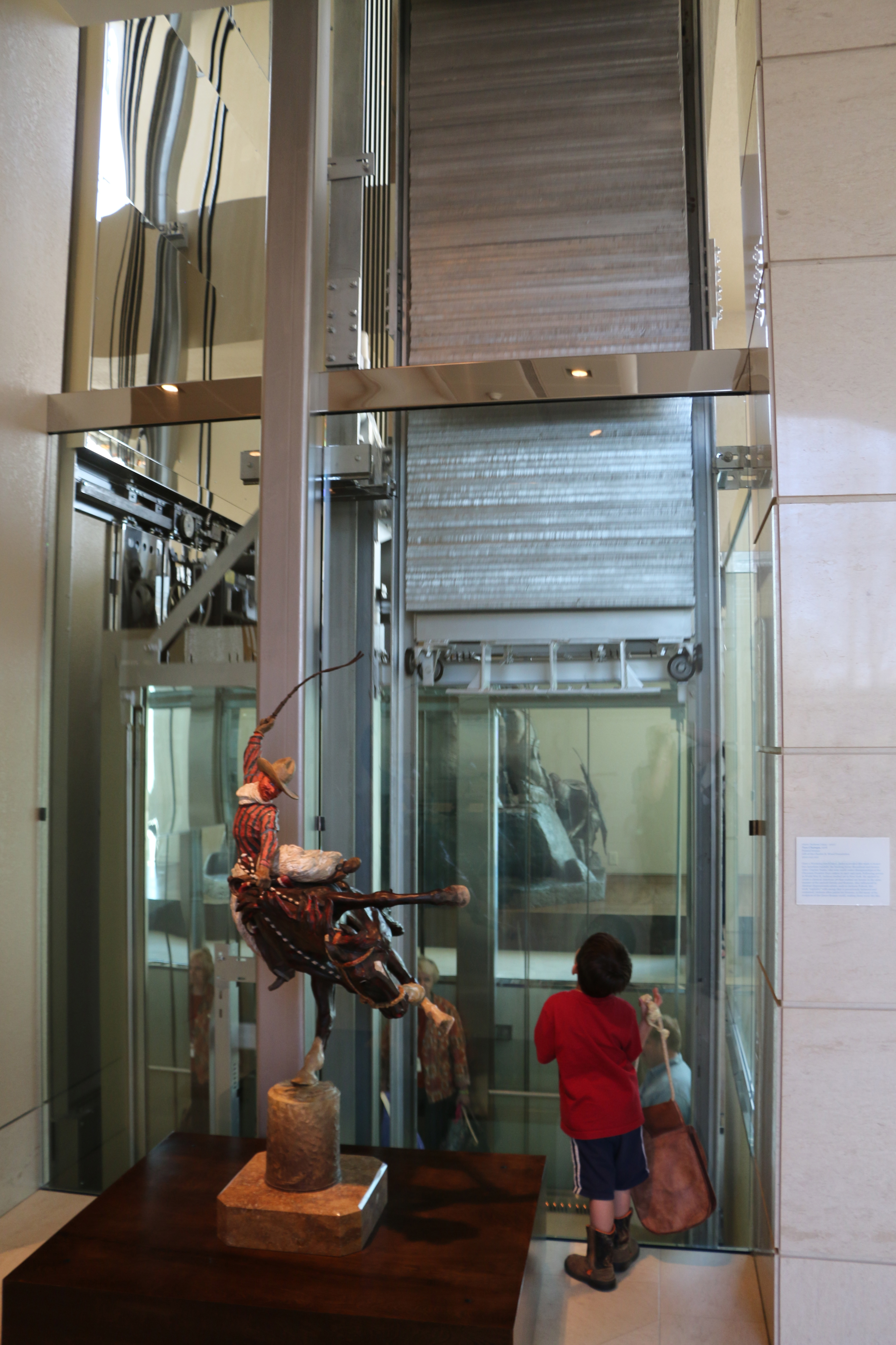 Pulley System To Lift Heavy Objects : Western kids and a rv