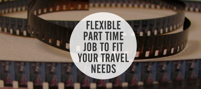 Our life when not RVing | Part-time Job for the between travel times