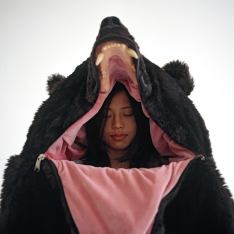 Giant Bear Sleeping Bag 3