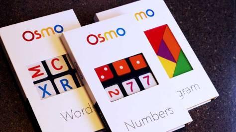 Oslo Words Numbers Tangrams