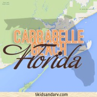 Carrabelle Beach Florida - 5kidsandarv