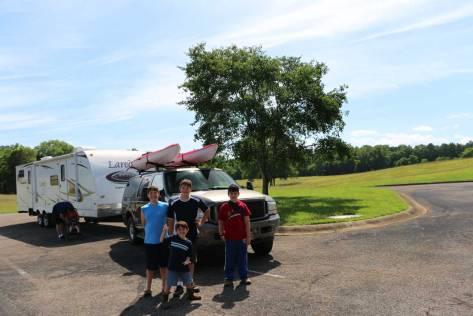 Chickamauga Battlefield - 5kidsandarv