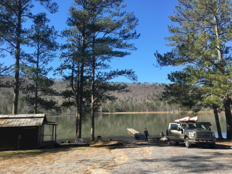 Lake Marvin Kayaks