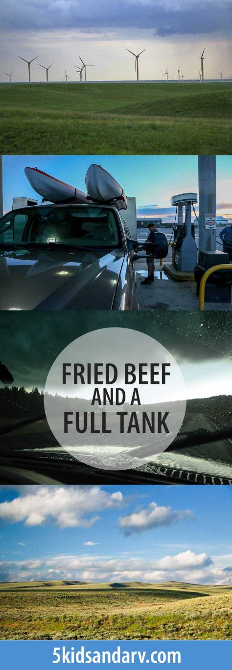 Pinterest Wyoming Fried Beef and a Full Tank