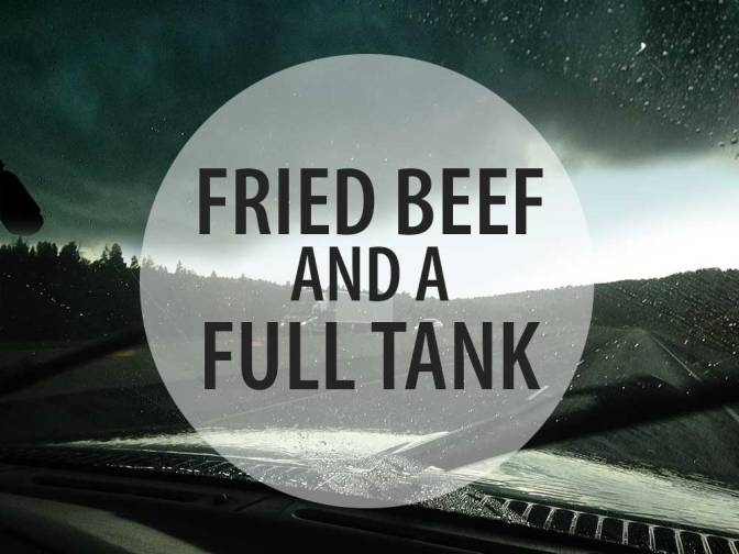 Wyoming | Fried Beef and a Full Tank