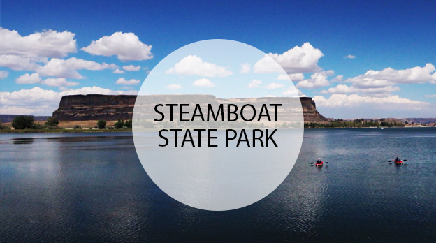 Grand Coulee Dam | Steamboat Rock State Park – Part I