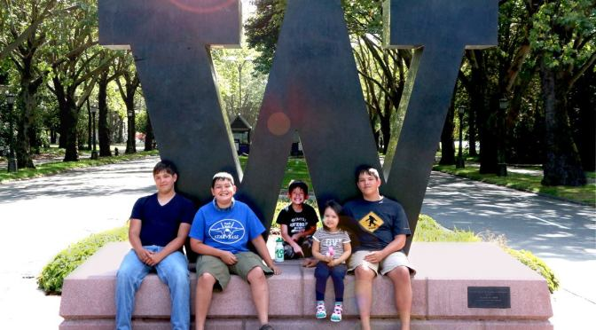 University of Washington | Remembering our Roots