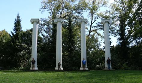 University of Washington Columns