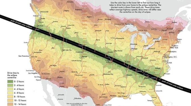 "Don't miss this ""Field Trip"" to the Great American Eclipse"